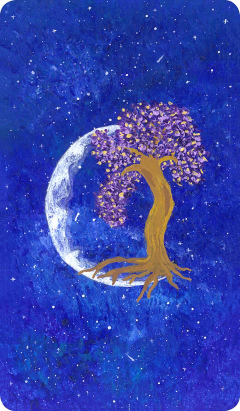 Carte Les Ancêtres ¤ L'Oracle des Astres ©Pandore Hearts & Alliance Magique