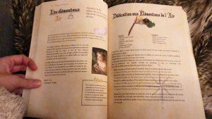 Almanach des sorcières - Extrait